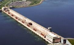 Moses-Saunders Dam